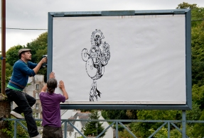 eva - billboard
