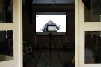 Manthia Diawara, on Edouard Glissant's film One World In Relation, 2012